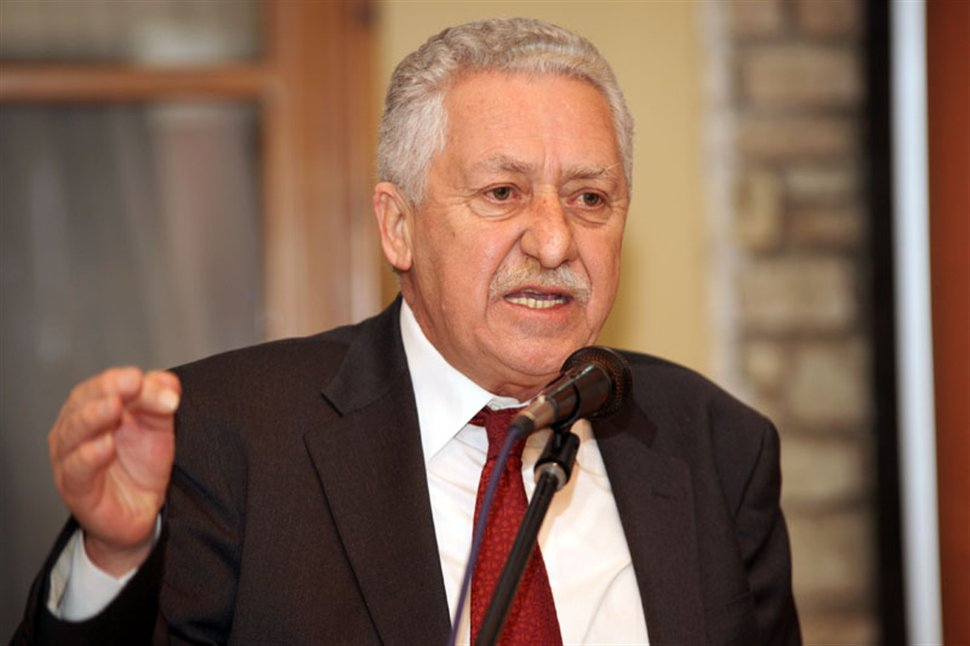 Kouvelis: There must be a limit to the expenditure of political parties