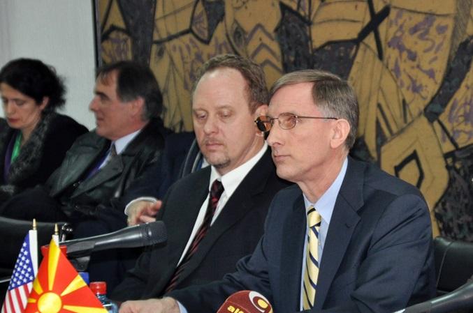 Concerns over corruption in FYROM
