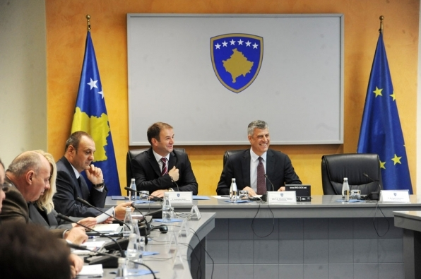 Kosovo's budget is the only one in the region to grow, says PM Thaci