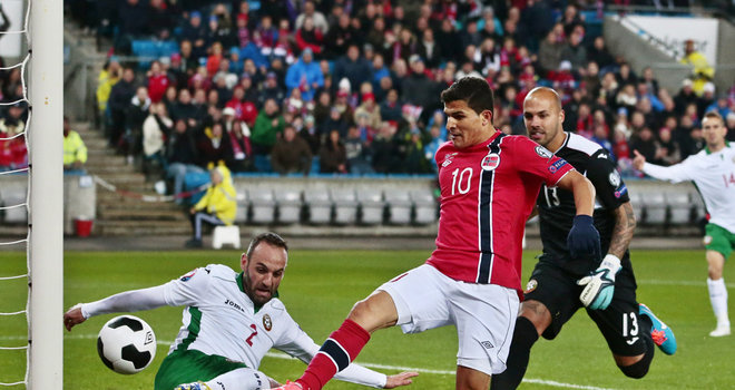 Bulgaria's Euro 2016 qualifying chances dwindle