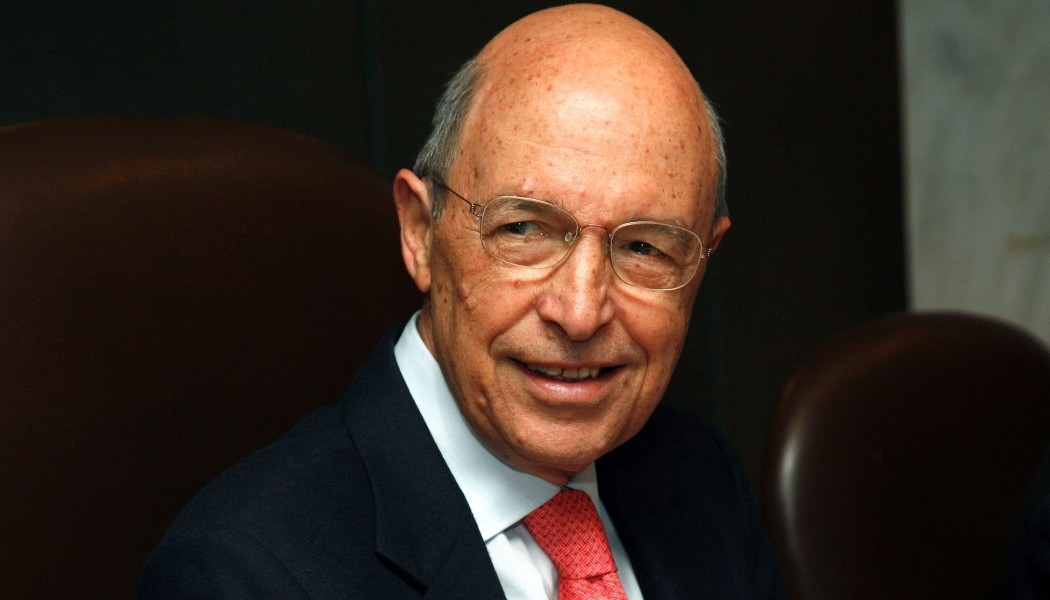 Former Greek Prime Minister Kostas Simitis in favor of early elections