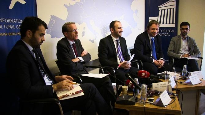 Political crisis had a negative impact on the Progress Report