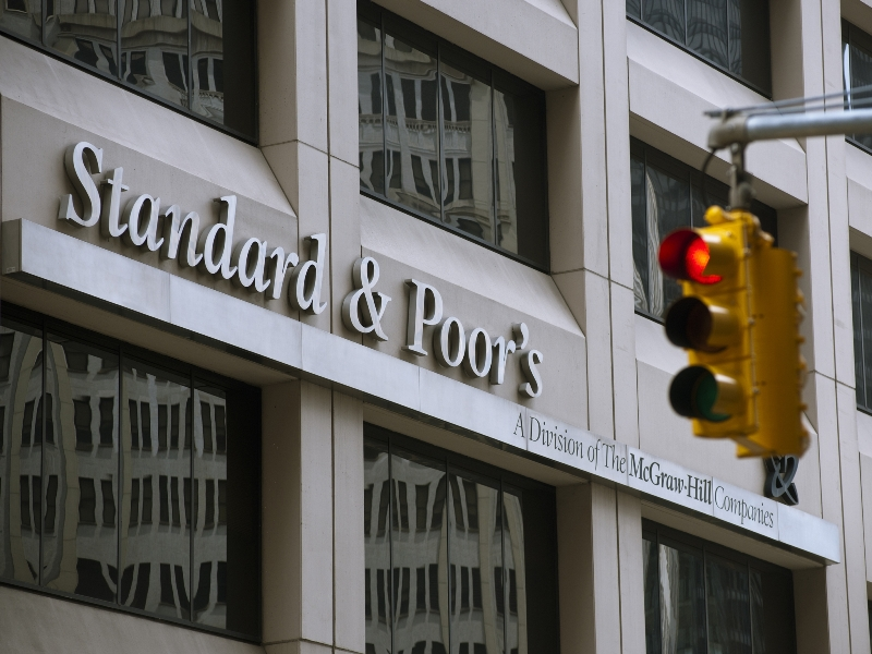 Standard & Poor's changes its rating on the Albanian economy