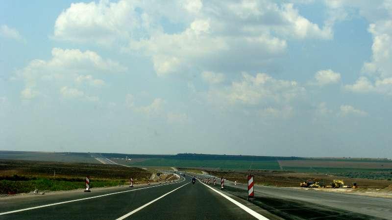 Crucial highway returns among Romanian officials' priorities