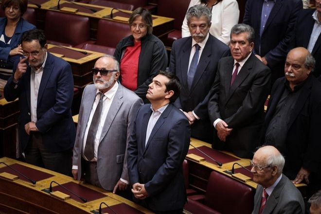 SYRIZA does not recognise any agreement reached without their approval
