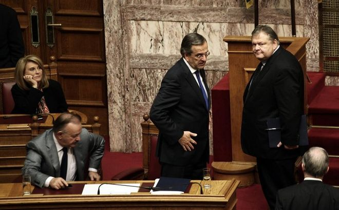 Greek government receives vote of confidence