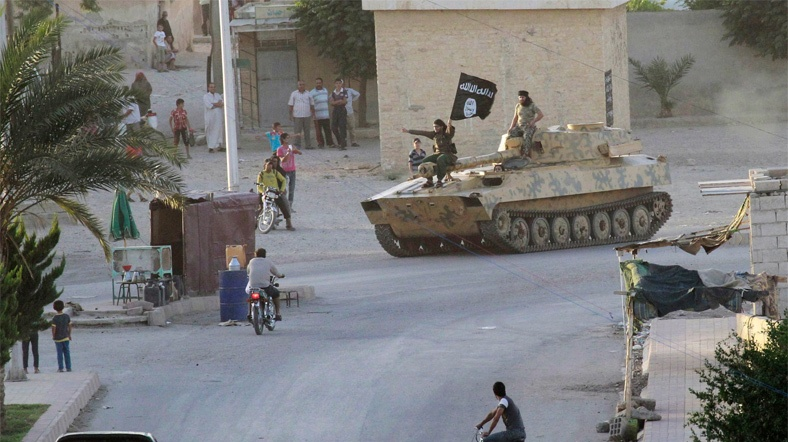 Turkey continues to stall over an intervention in Kobani
