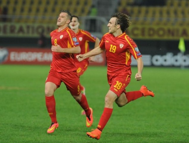 FYROM defeats Luxembourg