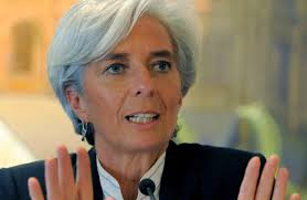 Christine Lagarde plans a proactive support for Greece
