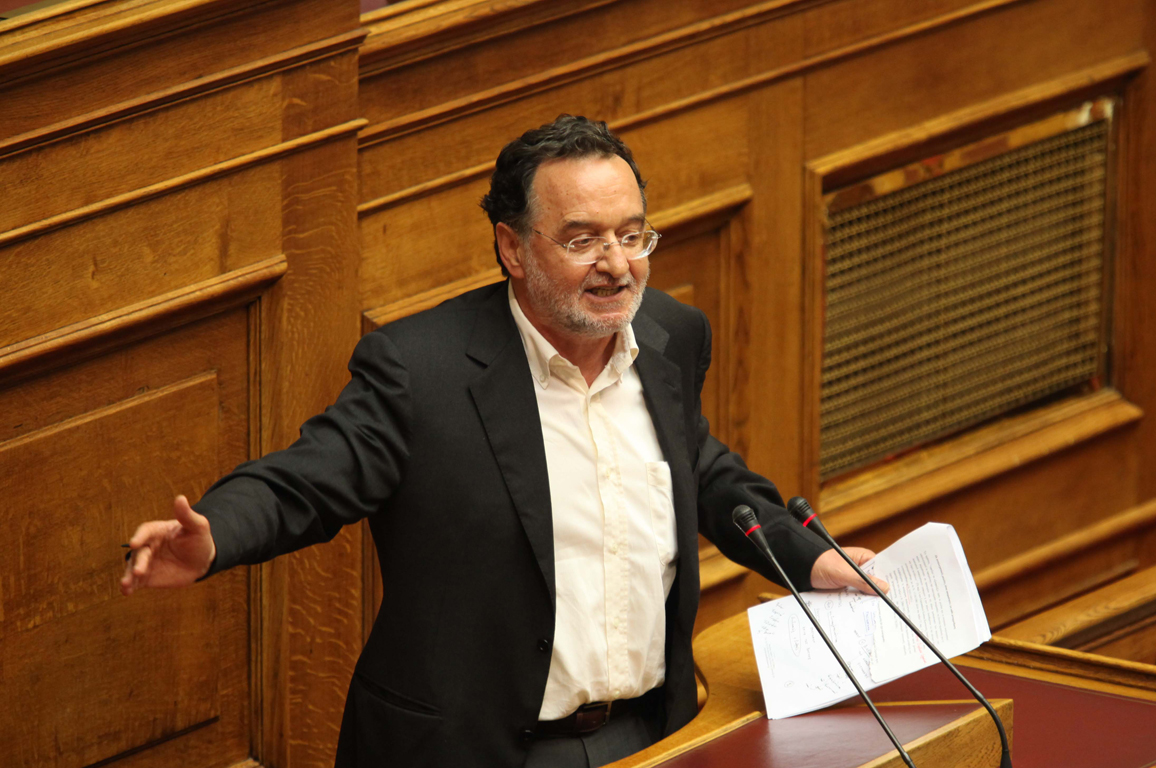 Lafazanis asks for the deletion of the biggest part of the debt