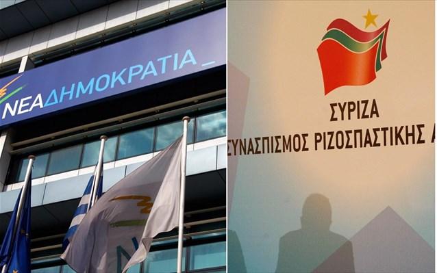 Latest poll shows SYRIZA gaining momentum