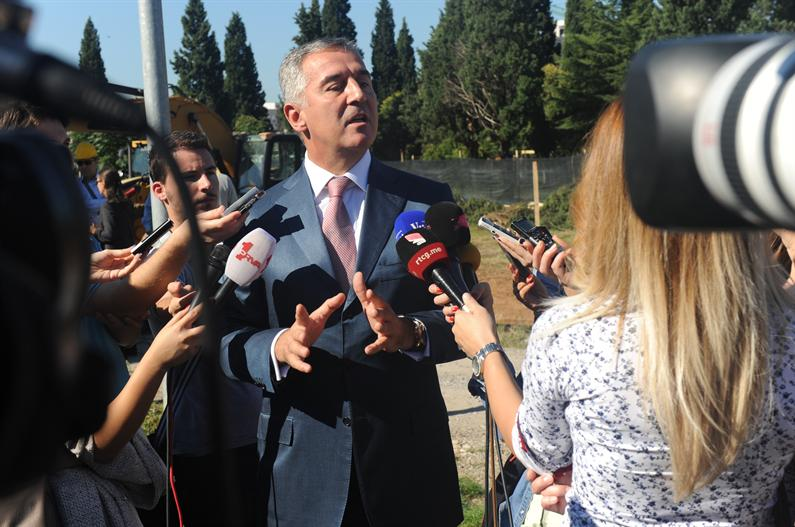 Djukanovic: European Commission Report noted the progress and made recommendations for reforms