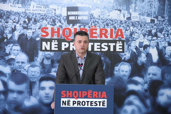 Bureau of Investigation created by the Albanian government ends up at the Constitutional Court