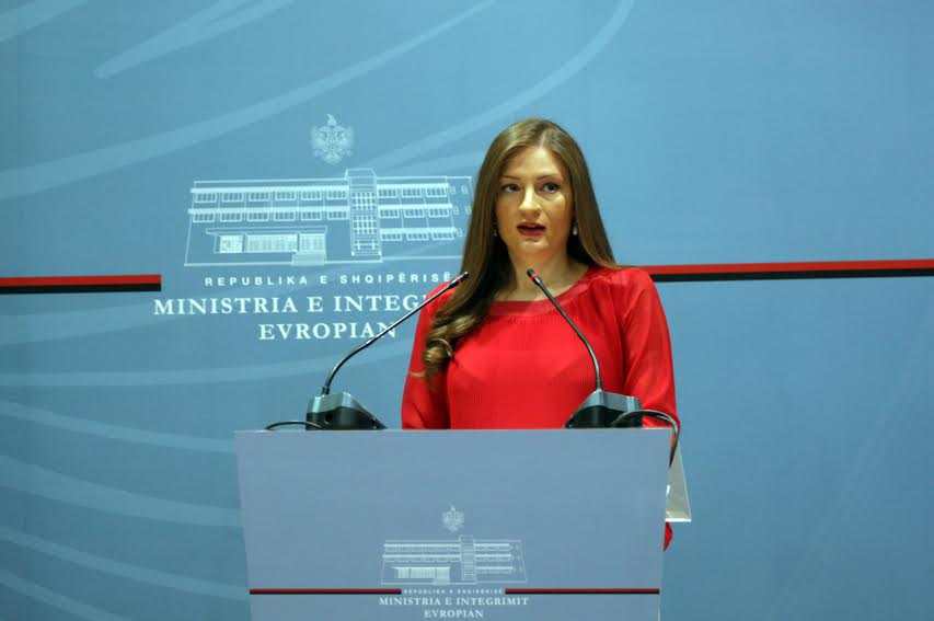 Launch of accession talks is Albania's next challenge, says the minister of Integration