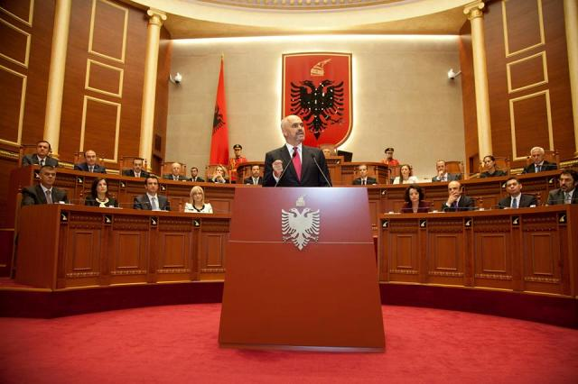 Situation in mines is improving, says Albanian PM