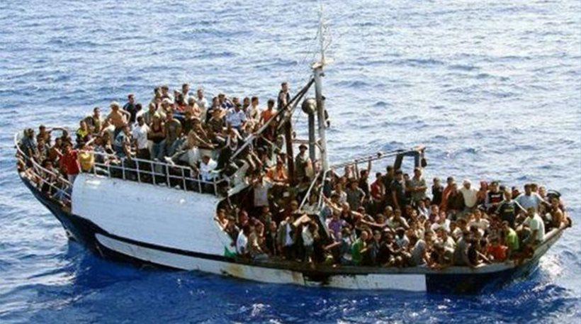 Refugee flow in East Aegean has increased by 223%