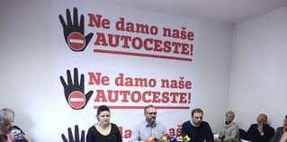 Issue of motorway's monetization brings up another referendum in Croatia