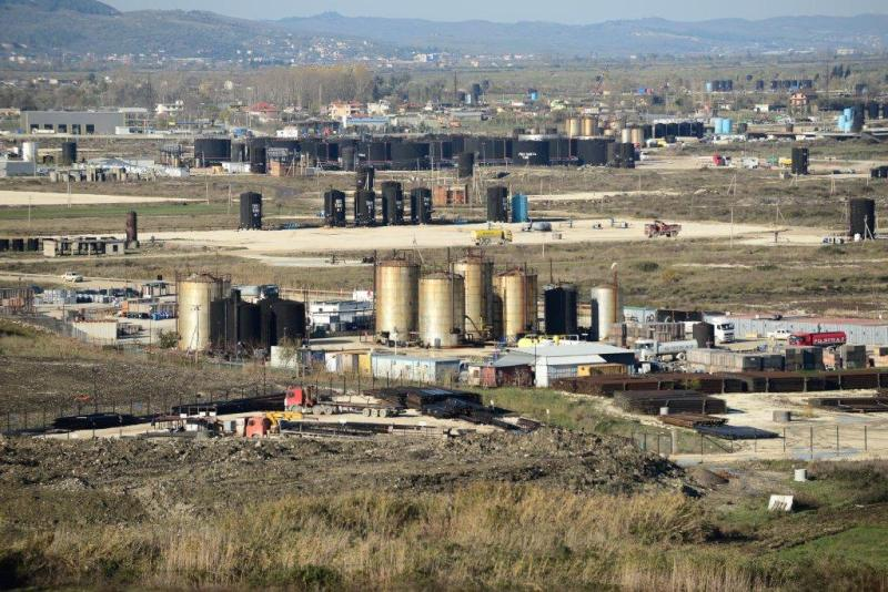 Bankers commences delivery  of crude oil to the Albanian market