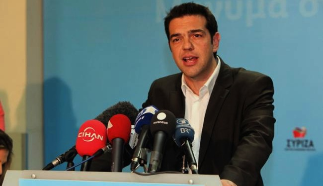 """Tsipras outlines SYRIZA's """"new deal"""" to restart the economy"""
