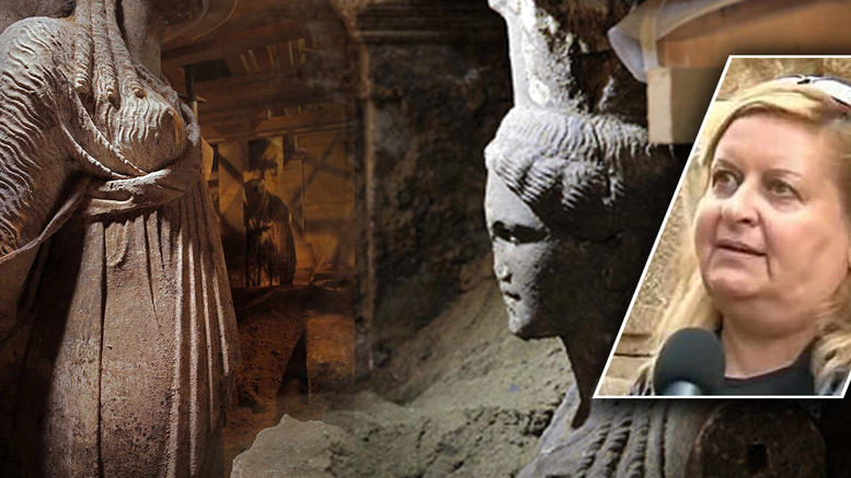 The Tomb in Amphipolis houses an important personality