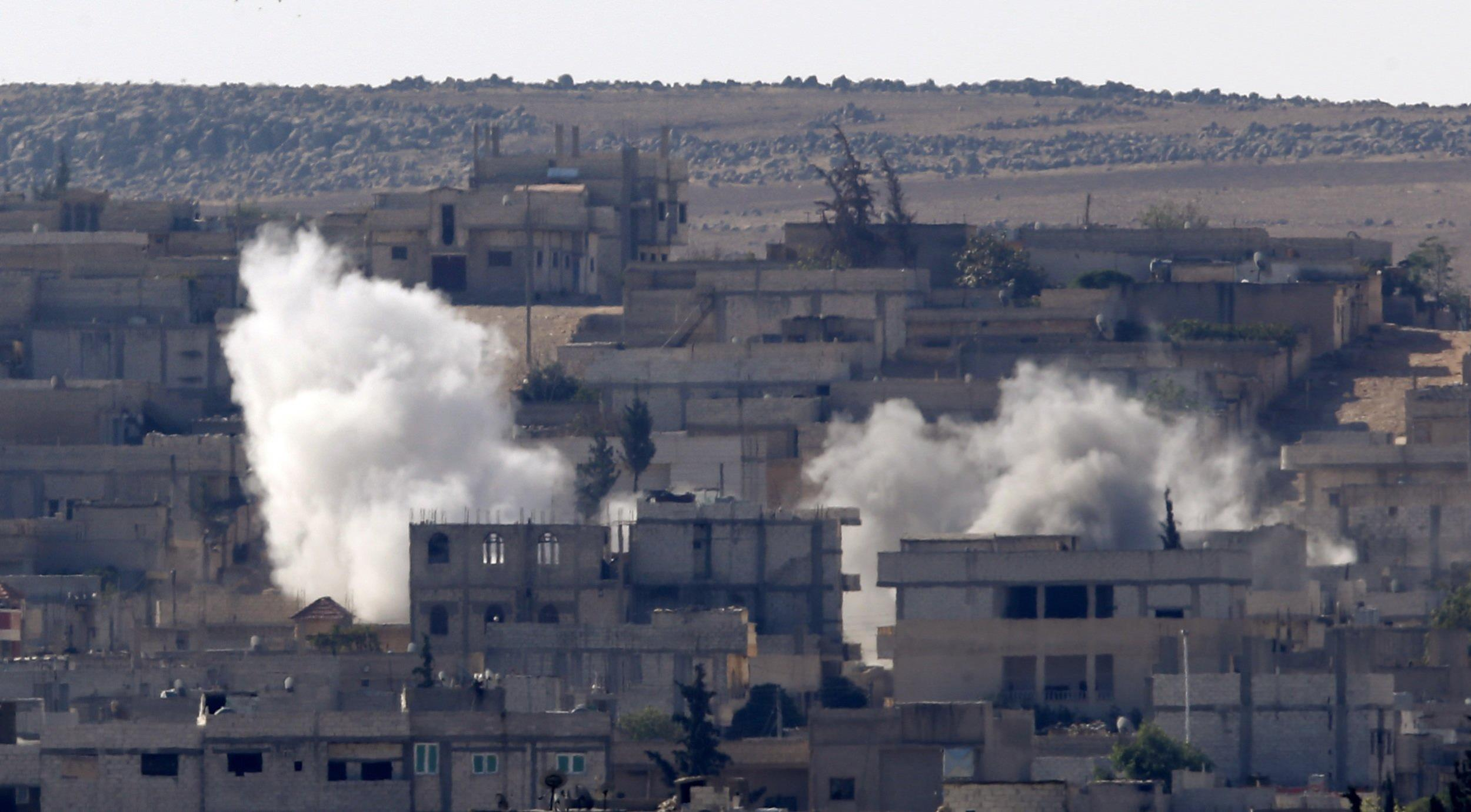 Erdogan: 'Kobani is close to falling'