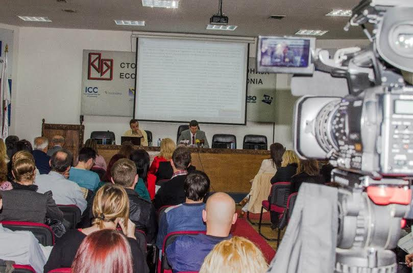 Calls for free media and freedom of speech in FYROM