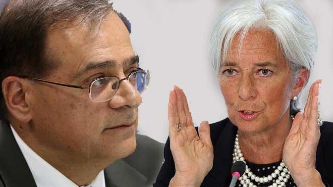 Hardouvelis to meet with Lagarde