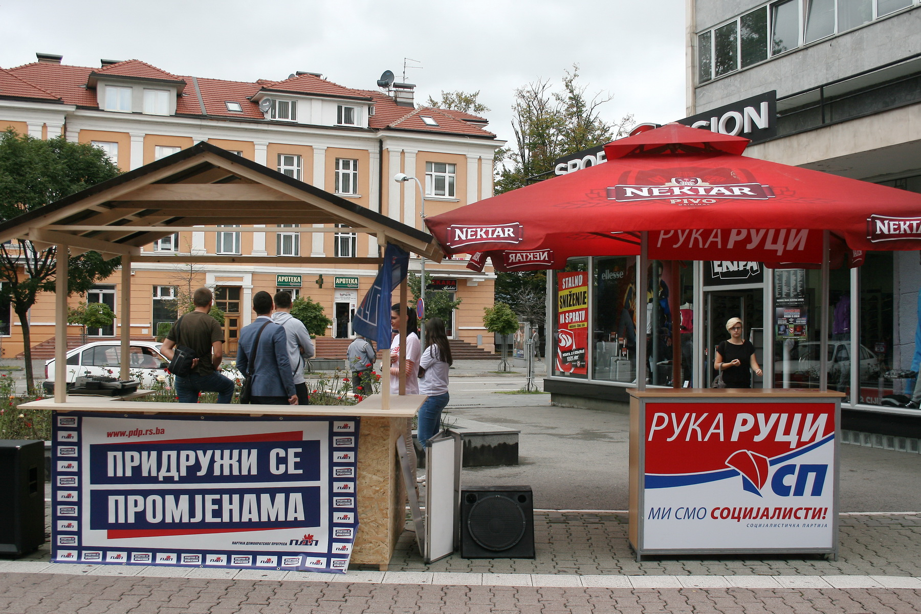 Election campaign in BiH enters its last week – unfair play at its peak