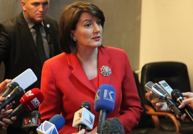 President of Kosovo may visit Belgrade on November 1