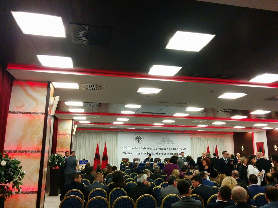 Will the much debated justice system in Albania be reformed?