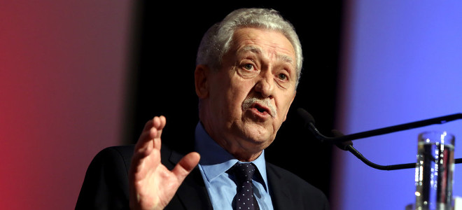 Greece: Fotis Kouvelis was reelected president of DIMAR