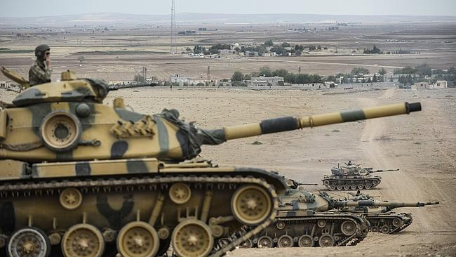 Turkish Parliament gives 'green light' for intervention in Syria