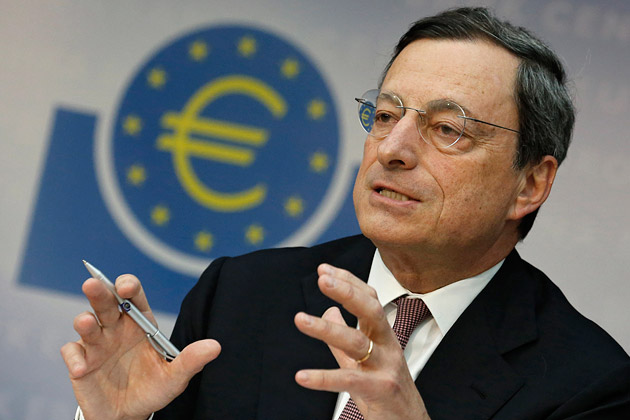 Draghi: No programme, no purchases