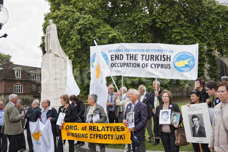 Main UK parties restate support for Cyprus settlement