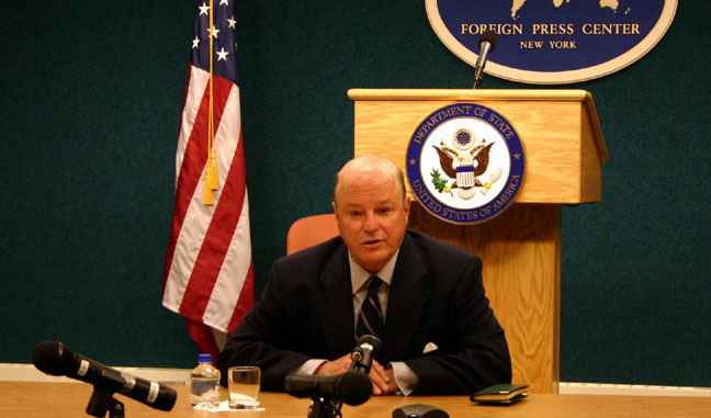 US diplomats call on political parties to form the institutions as soon as possible