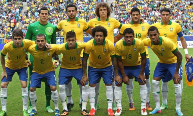 Kosovo's national football team is planning a friendly against Brazil in November