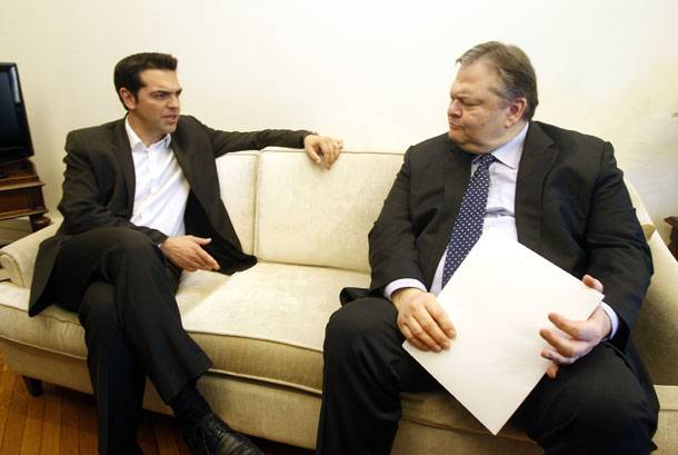 Meeting Venizelos – Tsipras on Monday with national issues on the agenda