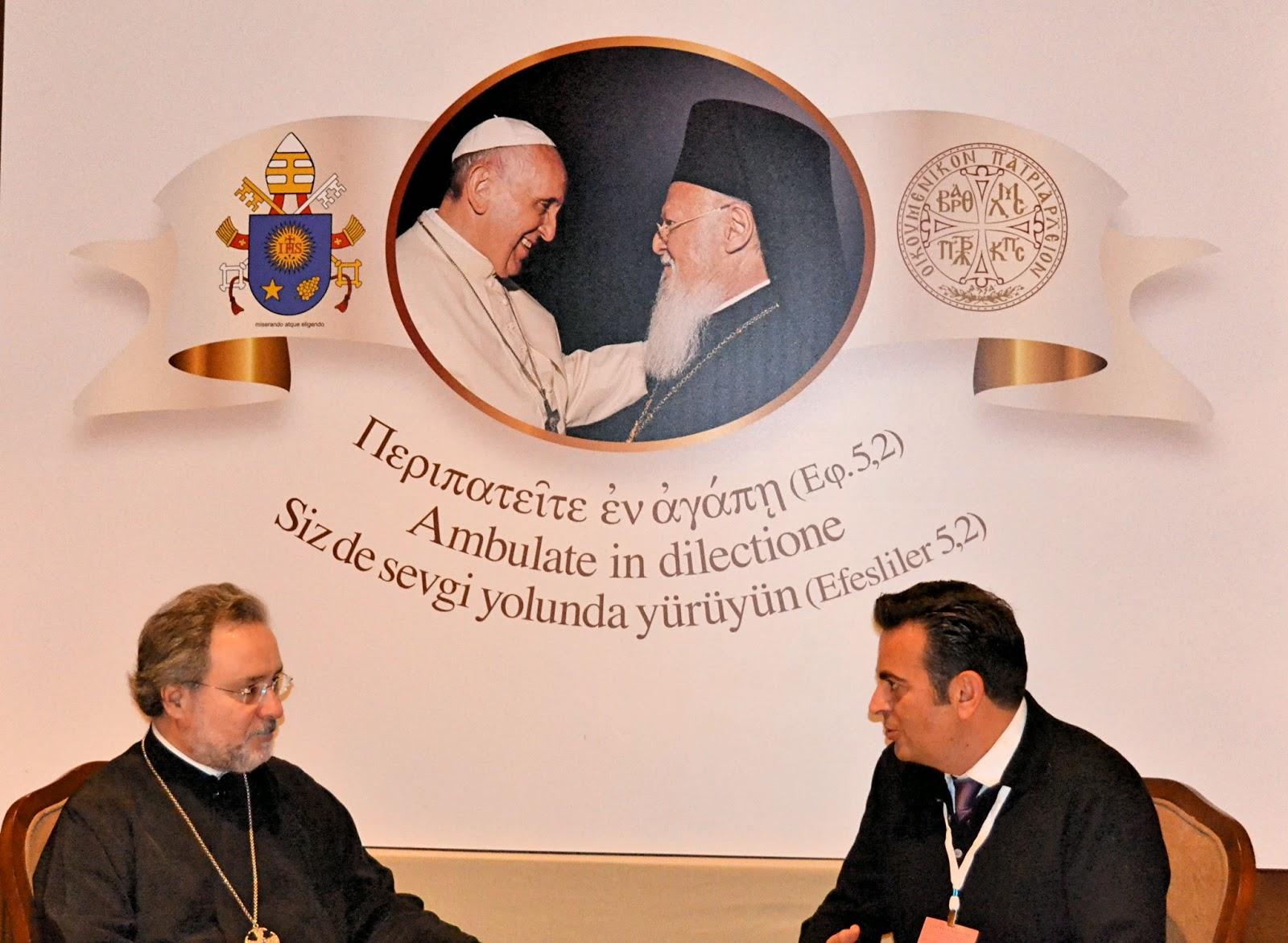 Interview / IBNA: Rev. Dr. John Chryssavgis