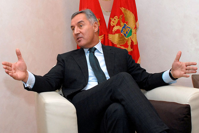 Djukanovic: Sanctions against Russia are wrong