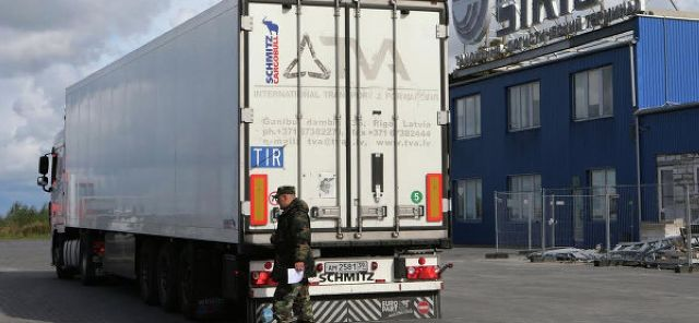 FYROM doesn't re-export EU goods to Russia