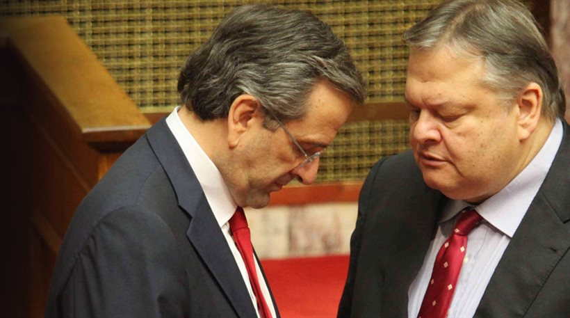 The complications in the negotiation with the Troika brings political developments