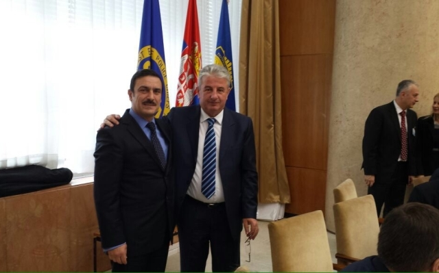 Albanian police chief Artan Didi takes over SEPCA's chairmanship