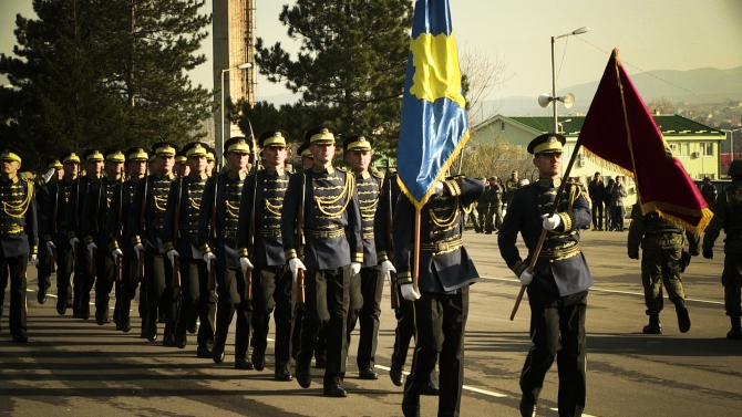 Kosovo will soon have its army