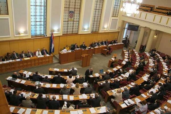 Parliament adopts a declaration against Seselj's release from Hague