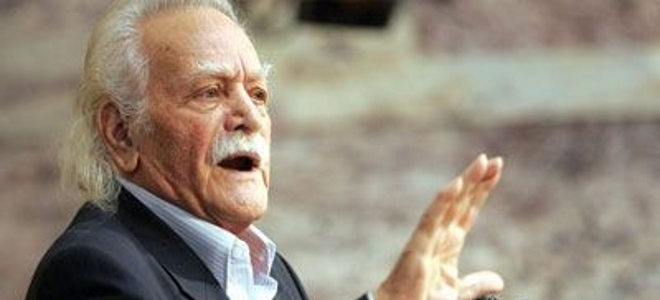 Manolis Glezos: Democracy in Greece is being violated