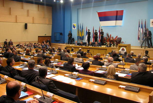 New RS Parliament has turbulent new session