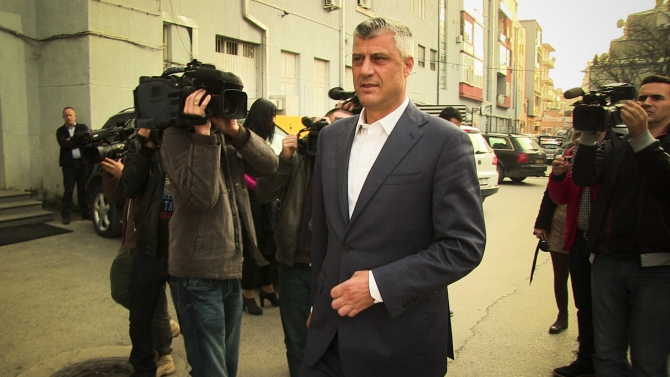 Thaci continues not to reveal the name of the new PM
