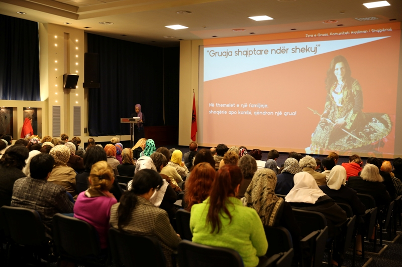 Albanian women have played a decisive role with an international impact throughout the centuries