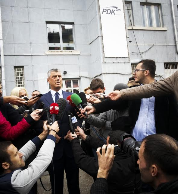 Efforts for the formation of the new government continue in Kosovo