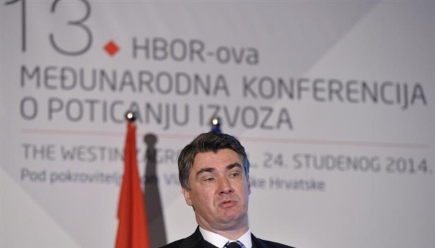 Milanovic supports Croatian Bank for Reconstruction and Development to become an export bank